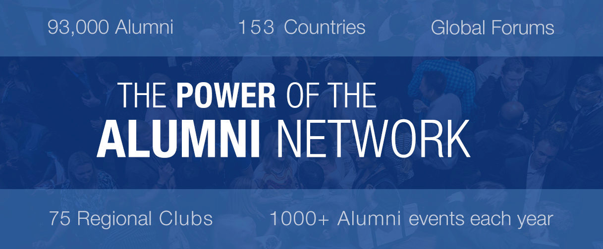 Power of the Alumni Network
