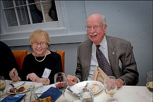 Elizabeth and John Majane