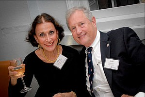 Helen Liftig and Paul Zantzinger