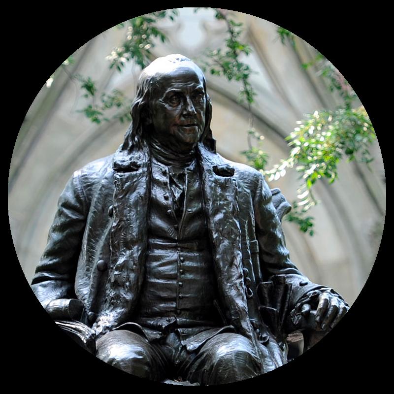 The Benjamin Franklin Society