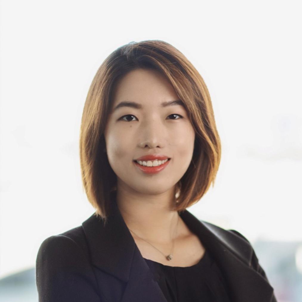 Audrey Yong, WG'21